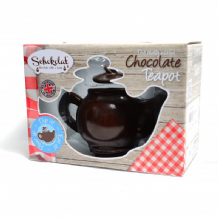 Schokolat Chocolate Tea Pot  600g